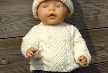 baby born kleding
