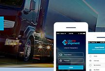 Shipper and transporter app design