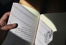 book aesthetics