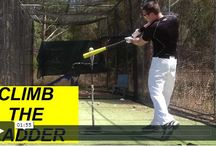 Baseball Hitting Drills / A selection of the best baseball hitting drills for baseball players of all ages.