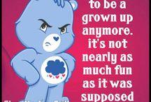 Grown Up Stuff