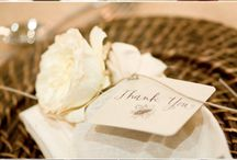 a perfect setting / by Kailey Michelle Events