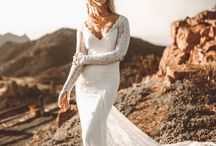Lovers Society X Green Wedding Shoes Wedding Dresses / The Lovers Society x Green Wedding Shoes collection has SIX gorgeous gowns perfect for boho babes. See them all here...