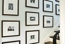 Gallery Walls / by Kari Pickens