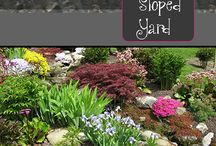 Sloping blocks landscaping