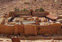 MONASTERO SI SANTA CATERINA NEL SINAI IN EGITTO