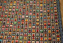 Houses Quilt / by Leslie M