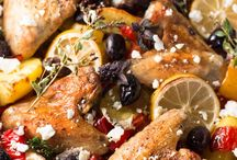 Sheet Pan Suppers Recipes