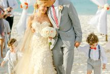 Turks and Caicos Weddings / What better place to get married than on the shores of one of the best beaches in the world, Grace Bay Beach. Imagine the stunning turquoise waters as the backdrop for your wedding photos.
