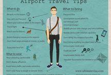 Traveling  / Rejser og rejsetips