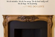 For the Home / by Rosi Sheehan SerenityRose Papercraft
