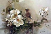 Csodaszép festmények, rajzok