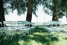 Buitenlucht Bruiloften