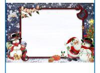 Karácsonyi képkeretek