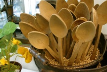 Wooden Spoons / by Sande Raabe