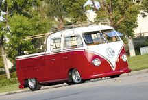 Vw / by Nikki Cavell