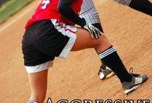 Softball stuff / by Amber Hodges