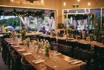 Wedding venue in Byron Bay / A cute wedding venue in byron bay. Caters for weddings up to 130 guests