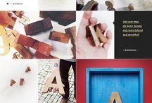 Webdesign wood