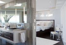 Mainbedroom/bathroom