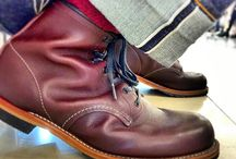 Red wing beckman 9011 / My shoes