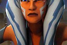 Lady Tano / She's no Jedi