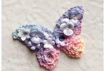 Papillon,butterfly, mariposa,