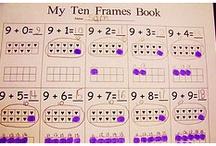 Math ideas / by Penny Kennedy