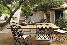 ogród, taras, balkon / o pięknych ogrodach, uroczych tarasach i balkonach