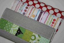 Sewing - Notebook covers