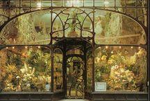 Blomsterbutiker / Som jag vill besöka.