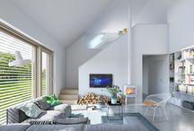 Dream House - Living room