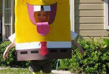 spongebob costume diy