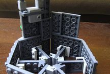 Lego construction techniques