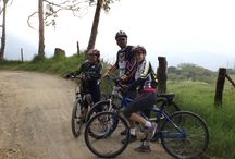 Camilo C palomos - Moutainbike  / Tour  / by Papayote Travel