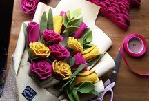 Flowers - készítés