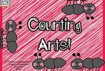 Counting ants