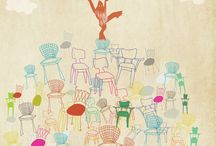 Sweet Nostalgia Illustrations / by Sue Bernardi Johnson