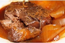 Crock Pot Beef Recipes / by Ginger Jones