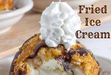 Ice cream & frozen treats / Ice cream recipes, ice cream sandwiches, ice cream cake, popsicles, milkshakes, frozen treats