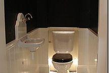 Pienet kylpyhuoneet