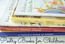 Poetry Books for Children