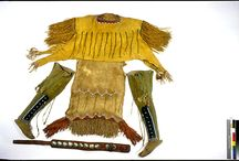 Kiowa Clothing, Female.