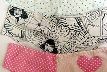 šití kalhotek
