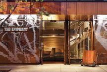 NÁPADY ARCHITEKTURA a INTERIÉR / zajímavá řešení v interiéru, exteriéru