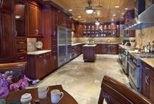 Kitchen Inspirations / Beautiful Kitchens around the world