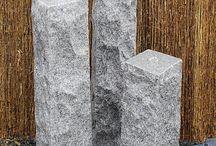 Work ideas / Stone fountains rocks