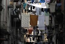 hanging wasgoed