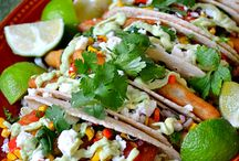 Mexican Recipes / by April Hildebrand