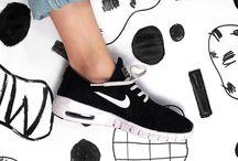 Shoe adverts